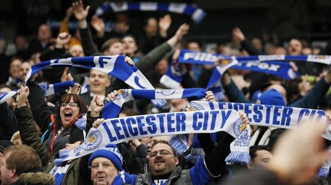 Leicester aficionados detenidos cárcel Madrid