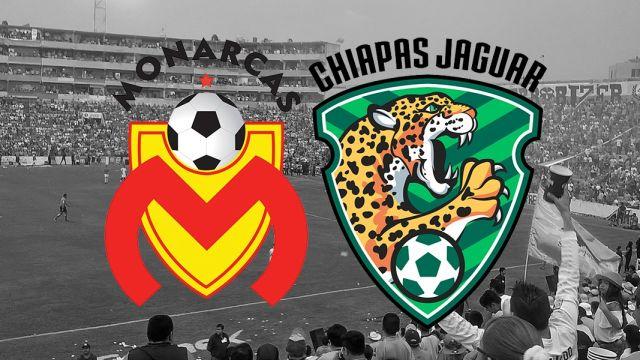 Jaguares Monarcas descenso Clausura 2017