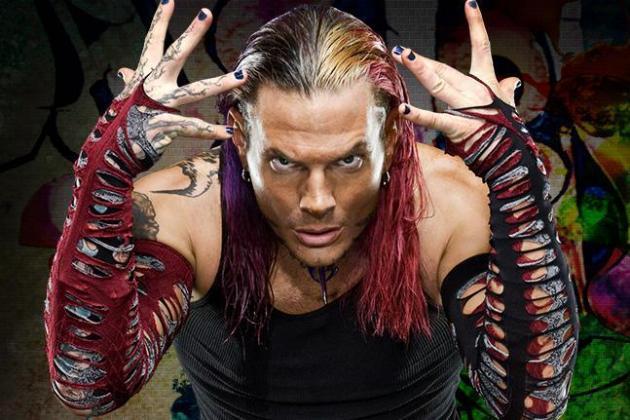 Jeff Hardy Drogas Sting 2011