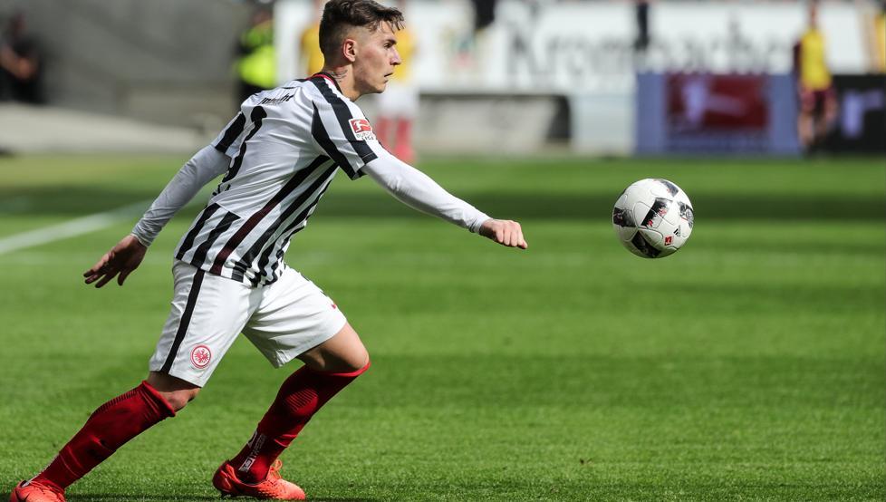 Guillermo Varela Eintracht Frankfurt Tatuaje despido