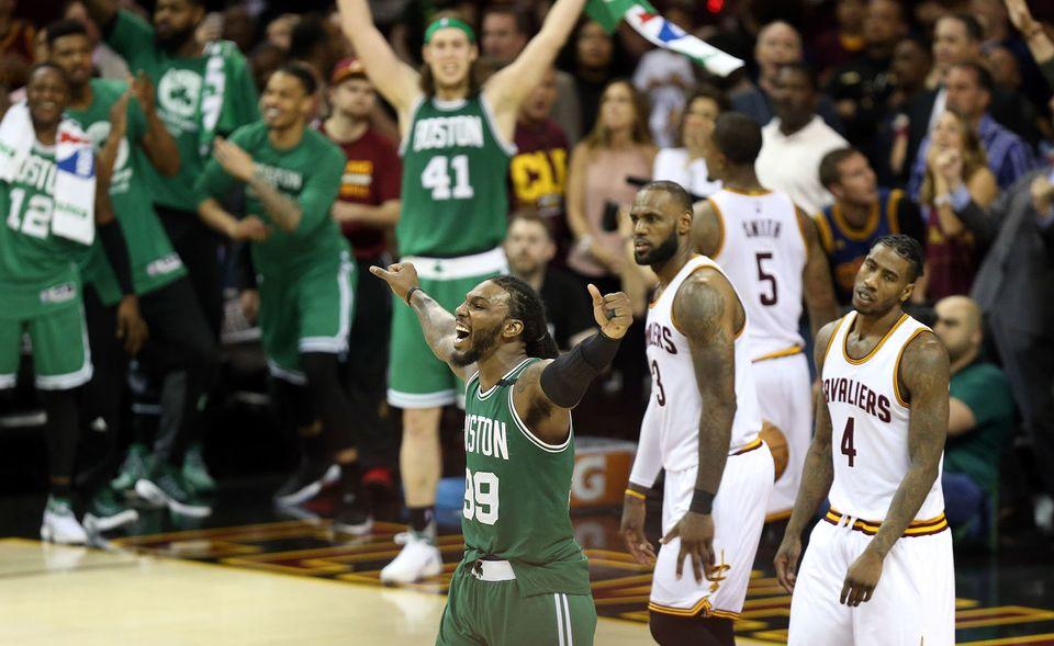 Cavs Celtics NBA Space Jam Canción