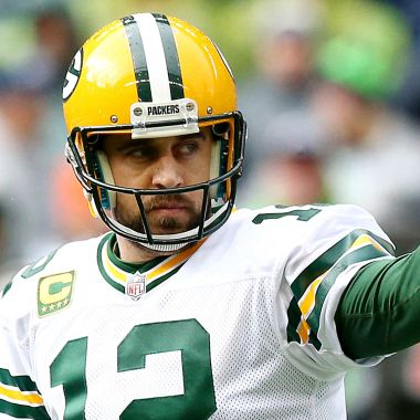 Aaron Rodgers examen Final ayuda