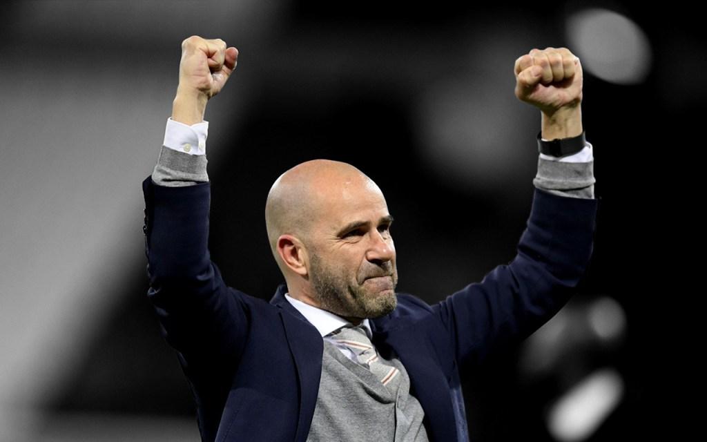 Ajax Europa League campeonato Peter Bosz