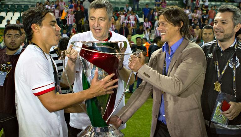 Vergara Almeyda directores deportivos