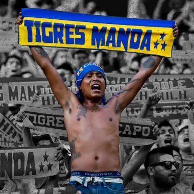 Tigres Monterrey afición mejor México