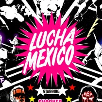 Lucha libre lucha México documental
