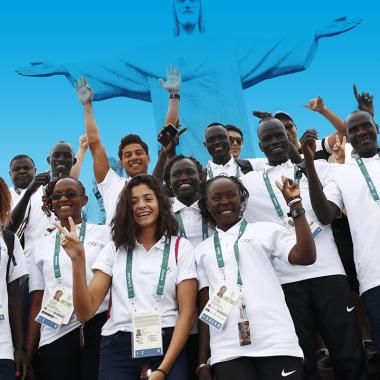 Refugiados Deportes Derechos Humanos Beneficio