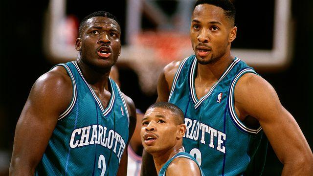 Charlotte Hornets Jordan Nike