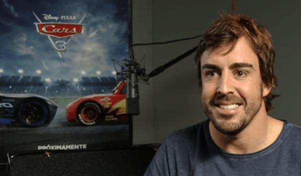 Fernando Alonso Cars 3 Lewis Hamilton, Sebastian Vettel Fórmula 1