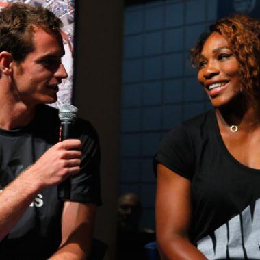 Andy Murray, Serena Williams, tenis, femenino, Venus Williams, Wimbledon, ATP, WTA