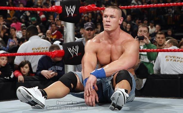 John Cena, WWE, lucha libre, retiro, RAW, Smack Down, wrestling