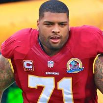 Trent Williams Redskins Washington Dieta Vegano Salud