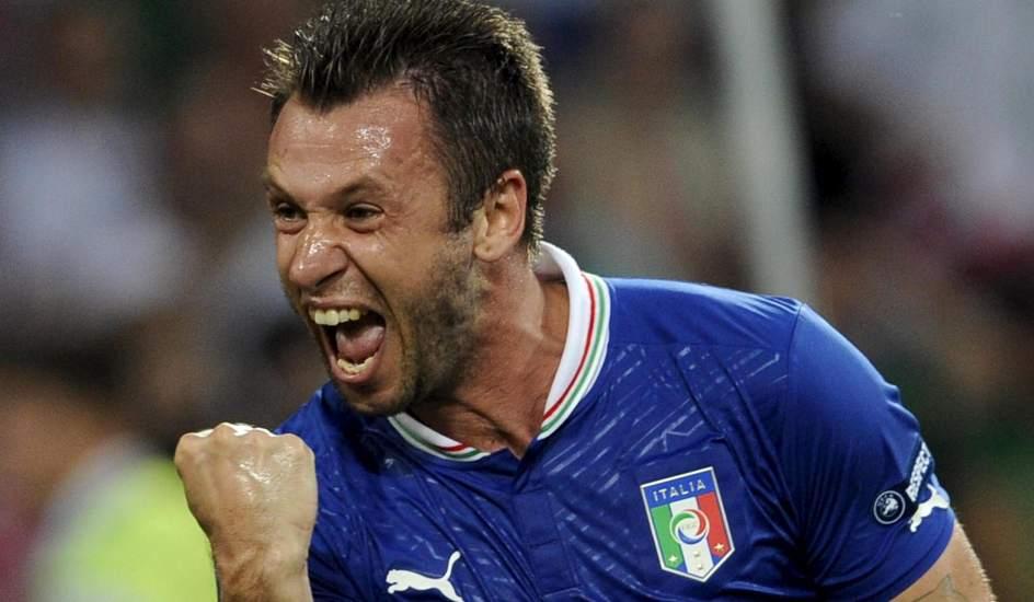 Antonio Cassano Hellas Verona retiro regreso