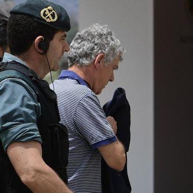 Ángel María Villar Futbol Español Prisión Fianza