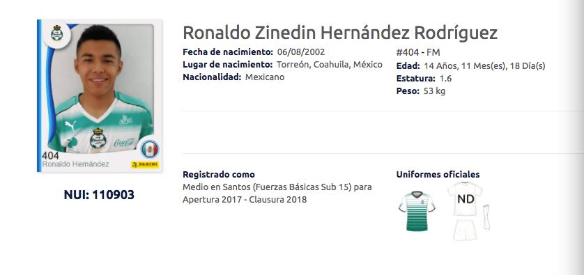 Zinedine Zidane, Ronaldo, Liga MX, sub 15, futbol mexicano, fuerzas básicas