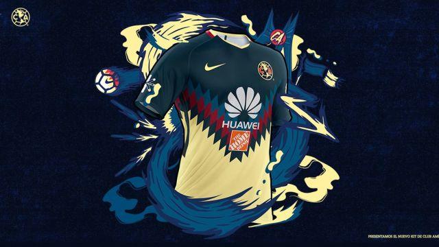 América, playera, Telegraph, jerseys bonitos, futbol mexicano, Liga MX, Querétaro