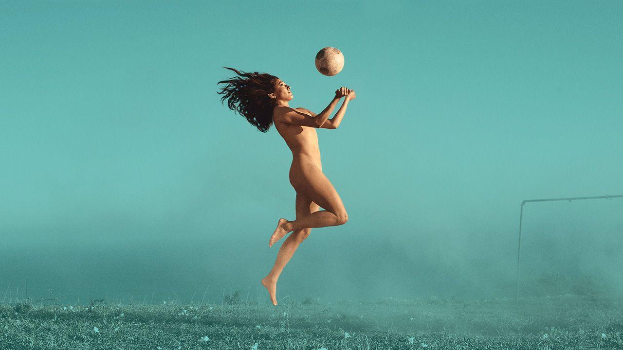 ESPN, Body Issue, desnudos, desnuda, ataques