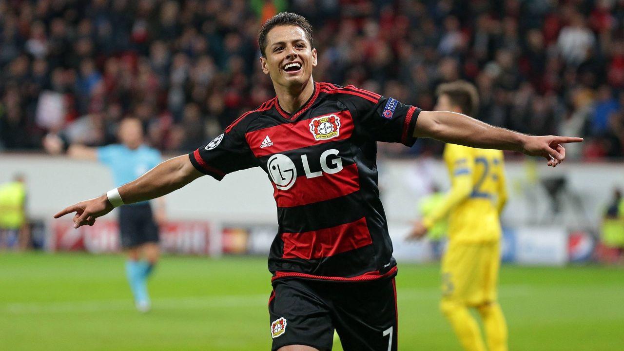 Chicharito, West Ham, Traspaso, Bayer Leverkusen, Premier League, Javier Hernández, Javier Hernandez, oficial, traspaso