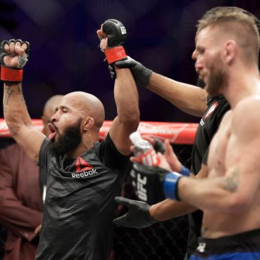 Demetrious Johnson, Conor McGregor, McGregor, Demetrious, Mayweather, Money, UFC, pelea, ESPY, mundo