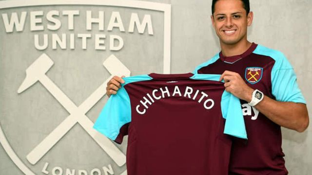 West Ham Chicharito La Bamba Despacito Apoyo