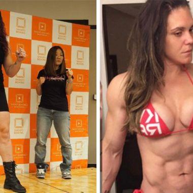 MMA, Gabi Garcia, UFC, Japon, Mataviejitas, Rizin, Shoot Boxing, Hotta, Yabushita