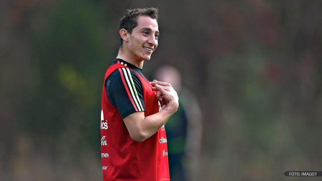 Andrés, Guardado, México, PSV, Betis, España