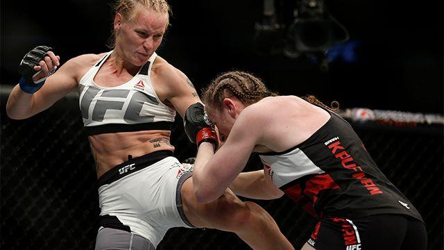 valentina shevchenko Perú UFC Kirguistán
