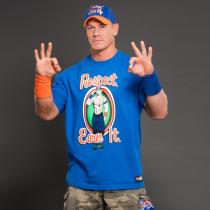 John Cena Ayuda Cambio Vidas Never Give Up