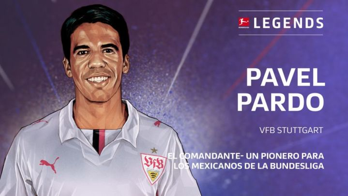 Pavel Pardo, Embajador, Bundesliga, Stuttgart, leyenda, mexicano, página, campeón, Selección Mexicana, Mundial 2006, Alemania