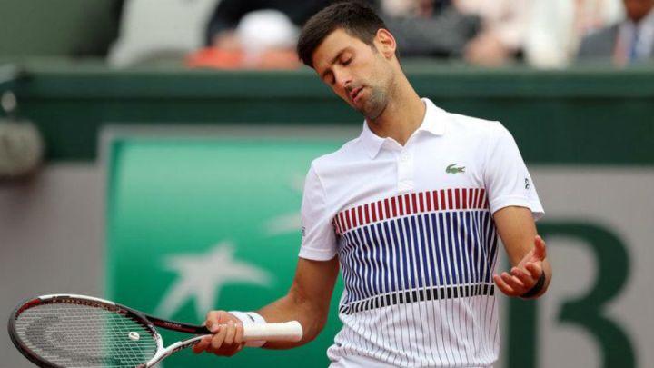 Djokovic Dopaje lesión ausencia Pelletier rumores