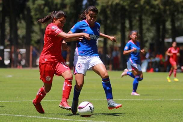 Cruz Azul, Liga Femenil, América, estadio Azul, evento facebook, llenar estadio
