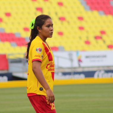 Liga MX Femenil, futbol femenil, Monarcas Morelia, jugadora más joven, Layla García, Cruz Azul, Jornada 3