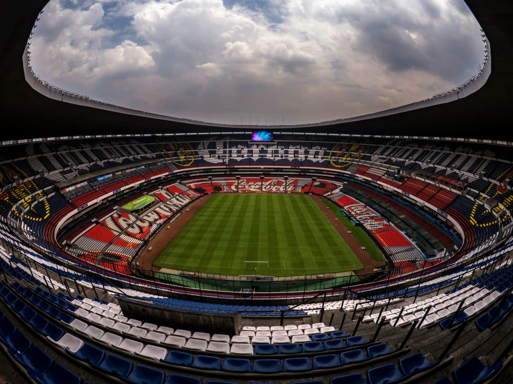 Estadios sedes Mundial 2026 ciudades México
