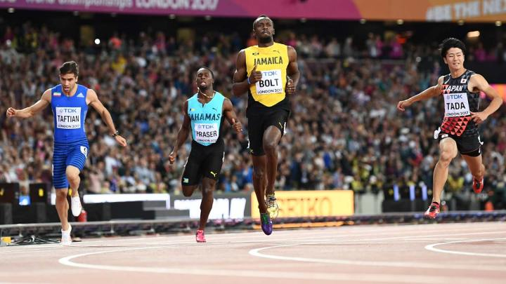 Usain Bolt adiós qué lo hacía tan rápido ultima carrera