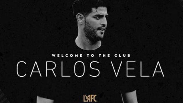 Carlos Vela, LA FC, Presentación, declaración, MLS, Estados Unidos, Los Angeles, Mexicano, presentó, nueva casa, Real Sociedad