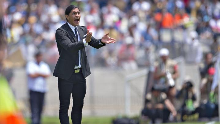 Palencia cesado Pumas Director Técnico Paco