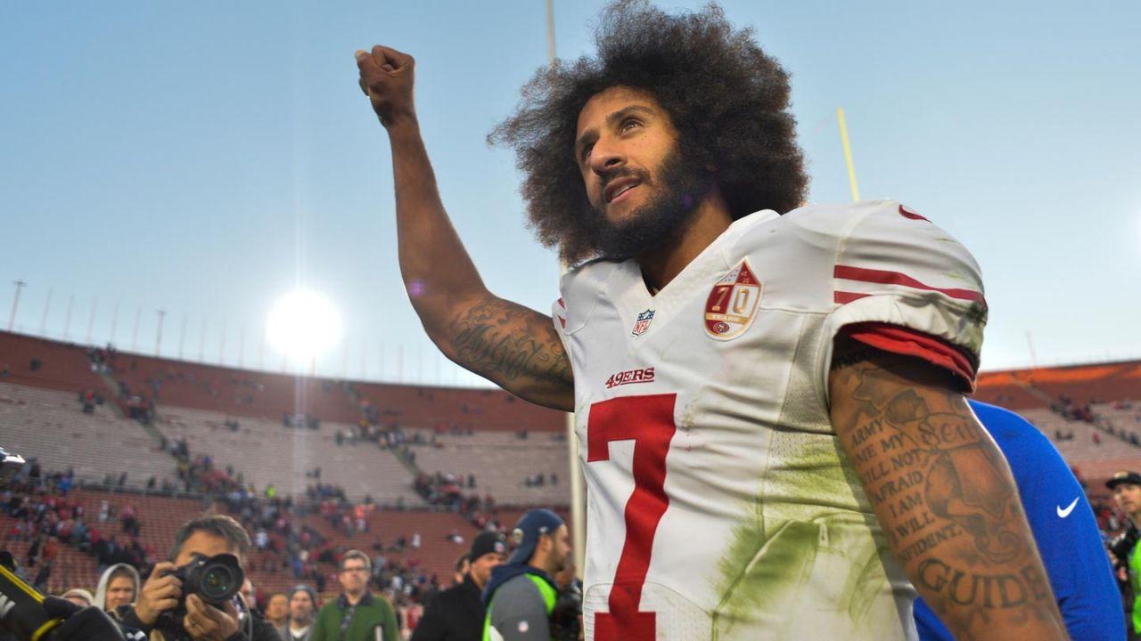 Manifestaciones, Colin Kaepernick, consiga equipo, NFL, lucha racial, equipos, no contratan, represalias, himno nacional