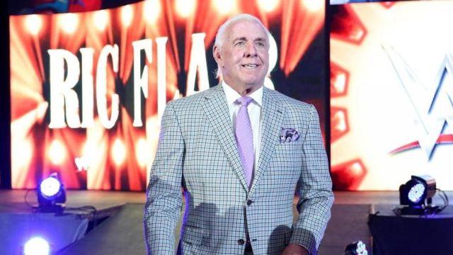 Ric Flair coma inducido estado salud grave WWE