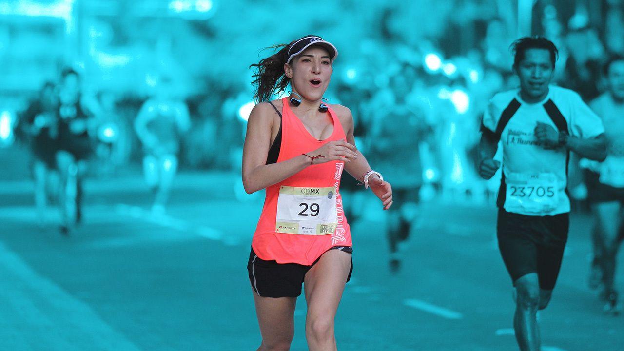 Maratón Ciudad de México Internacional Retos Certezas 2017