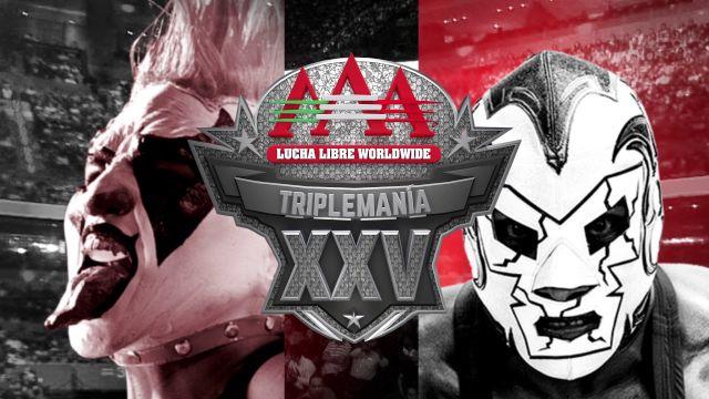 Triplemanía XXV Twitch Triple A Transmisión