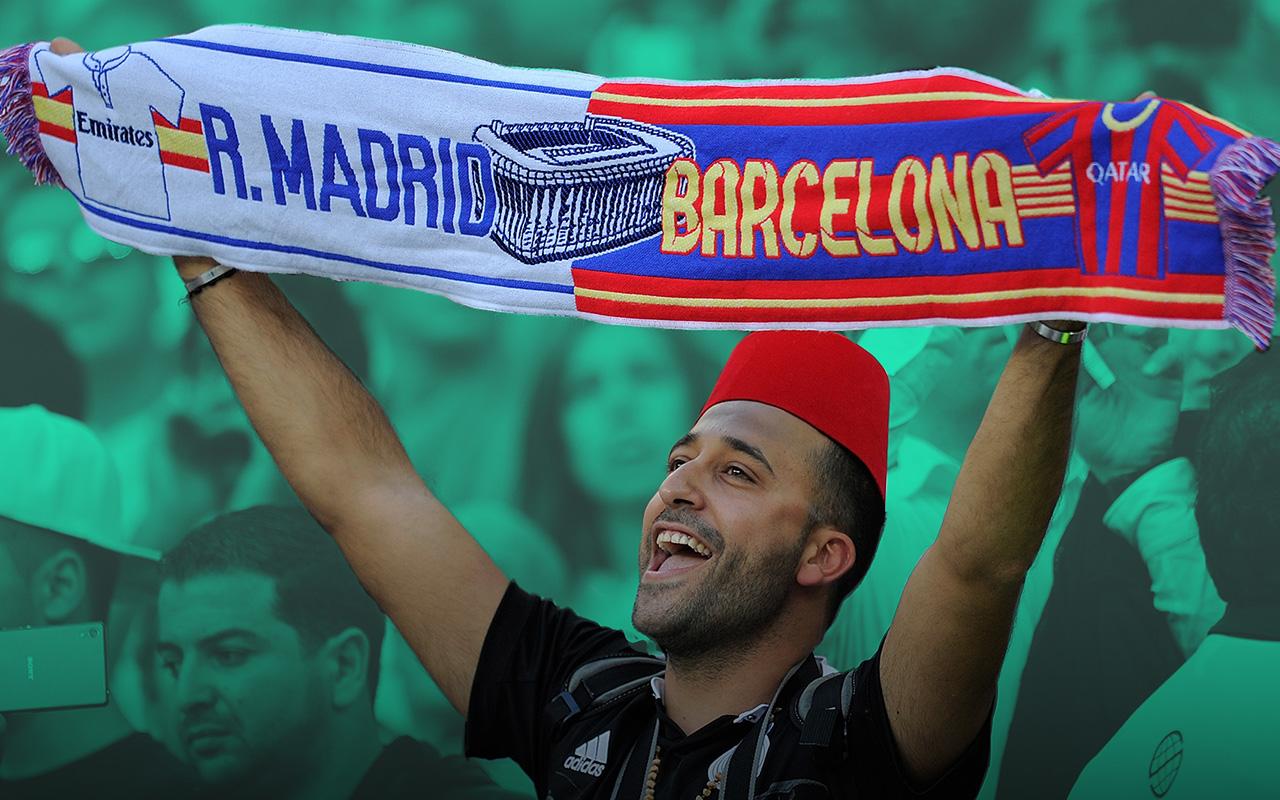 Real madrid, Barcelona, aficiones, excusas, clásico español, supercopa, España, erroneo, derrota, discursos, éxito