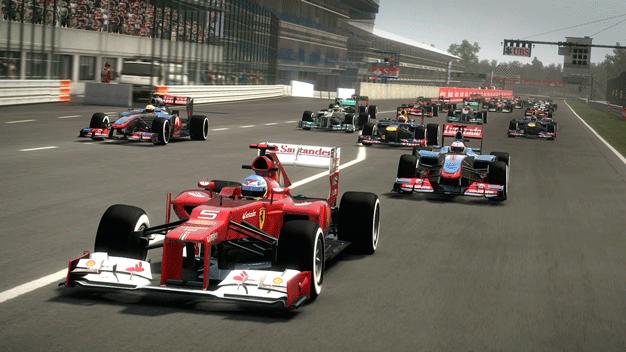 Fórmula 1 videojuego eSports Mundial Automovilismo F1 eSports Series