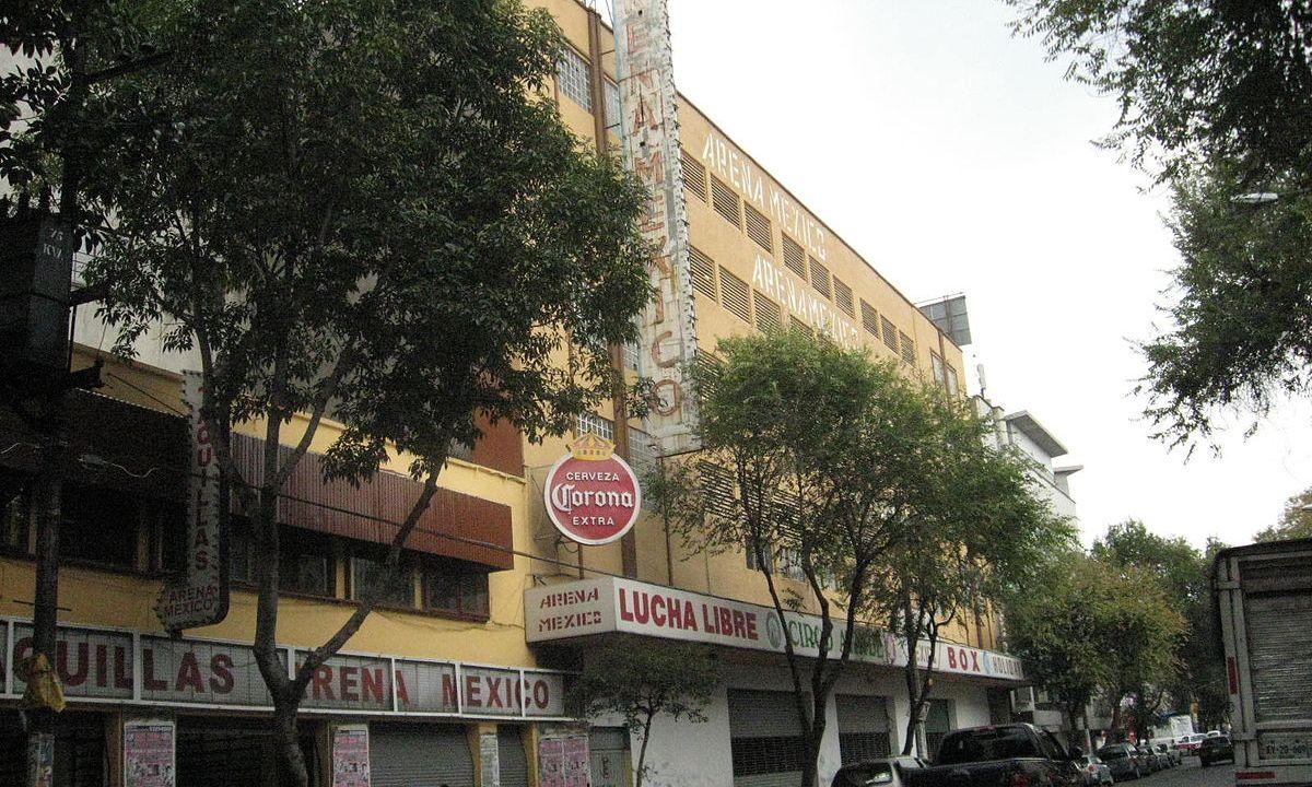Lucha Libre México Sismo funciones Ciudad de México afectados Arena México