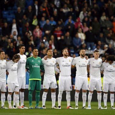 Real Madrid Minuto Silencio México Sismo