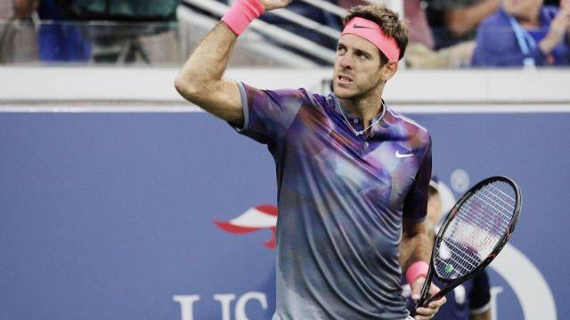 Dominic Thiem Juan Martín del Potro Remontada US Open