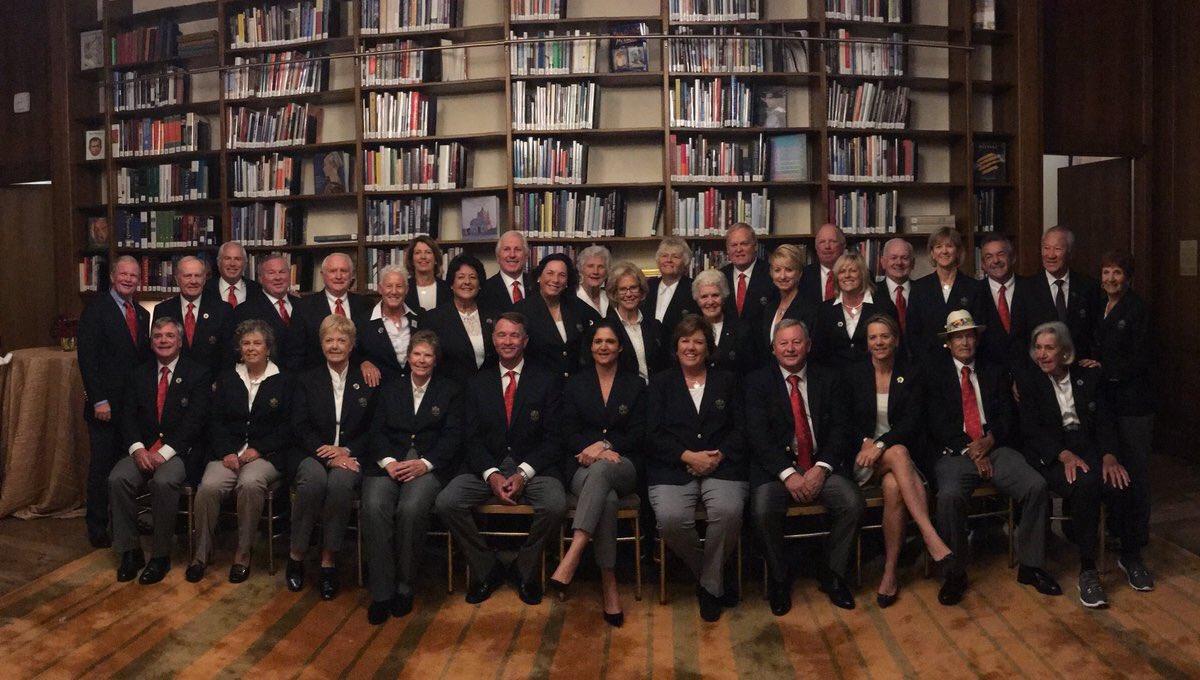 Lorena Ochoa inmortal Salón de la Fama Golf LPGA