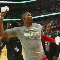 NBA NFL Sismo México Patriots Raiders NBA Cares