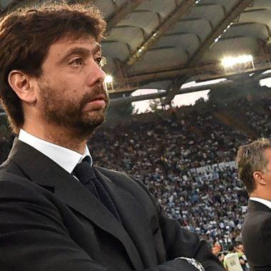Andrea Agnelli, Juventus, venta de boletos, mafia, ultras, suspensión, un año, multa, Federación Italiana de futbol