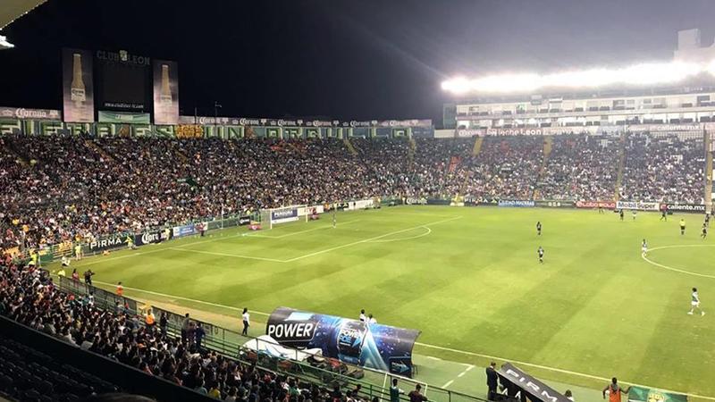 León Femenil Asistencia Nou Camp Chivas FIFA Felicitación