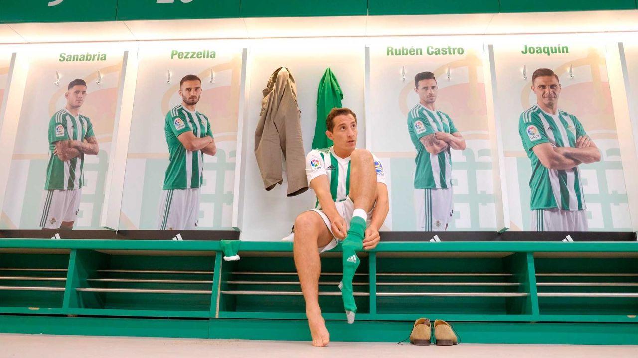 Andrés Guardado, cumpleaños, Real Betis, huevo, harina, 31 años, festejo, mexicano